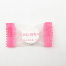 New product cheap disposable compressed magic wipes hand dry wet wipes