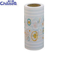 Eco-Friendly Perforated Breath PE Shrink Film for Diaper Printed Wrap Plastic Heat With Factory