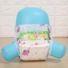 Baby diapers popular PP Frontal Waist tape for A grade disposable Blue ADL clothlike baby diapers manufacturers in china