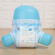 Wholesale Magic Tape Soft Cotton Baby Diapers With Super Absorbent Sleepy High Quality Cheap Price Baby Diaper