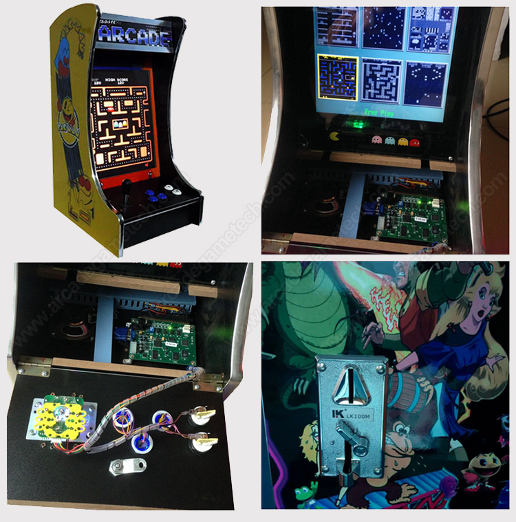<mini Arcade Game Machine>