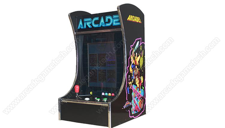 <Mini 80' Tabletop Arcade Machine>