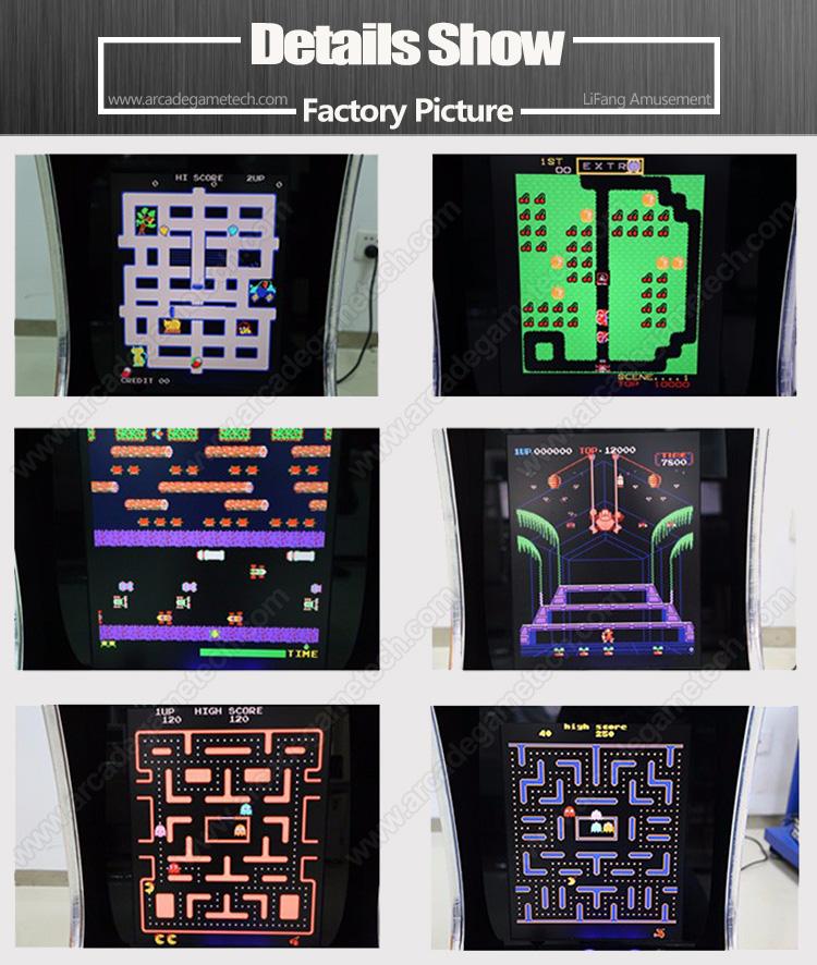 <tabletop arcade games>