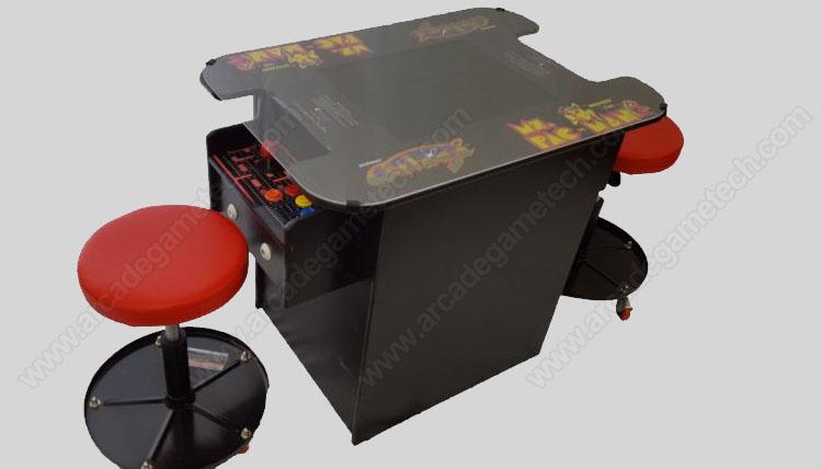 <Arcade Classics Cocktail Table>