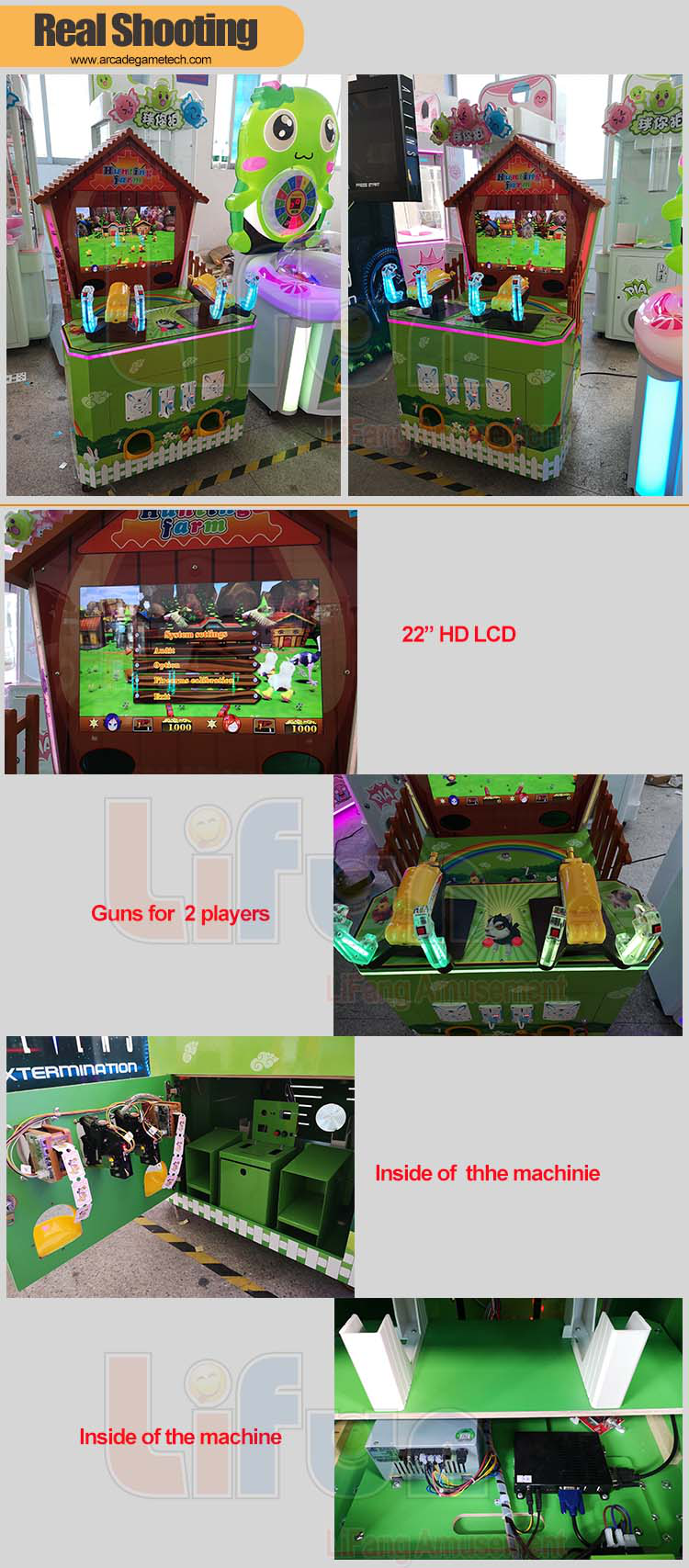 Kids Motorcycle Arcade Games