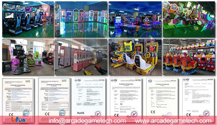Arcade Game Machines