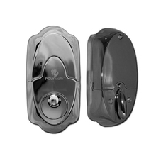 American style smart deadbolt entrance door lock with functional cover