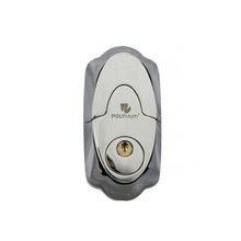 Bluetooth remote controlled smart fingerprint electronic deadbolt lock with app
