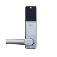 Theif proof home apartment digi door lock with hign security lock cylinder