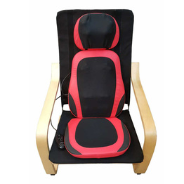 Comfortable kneading and rolling back shiatsu infrared massage cushion