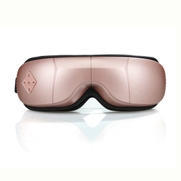 Cordless eye massager with air pressure  heat and music function
