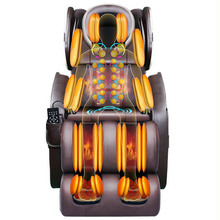 New Design 3D Point Kneading Zero Gravity Shiatsu Massage Chair Factory Wholesale