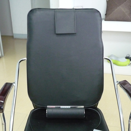 Strong Powerful Electrical Shiatsu Medical Niagarassage Thermo Backrest Cushion Wholesale
