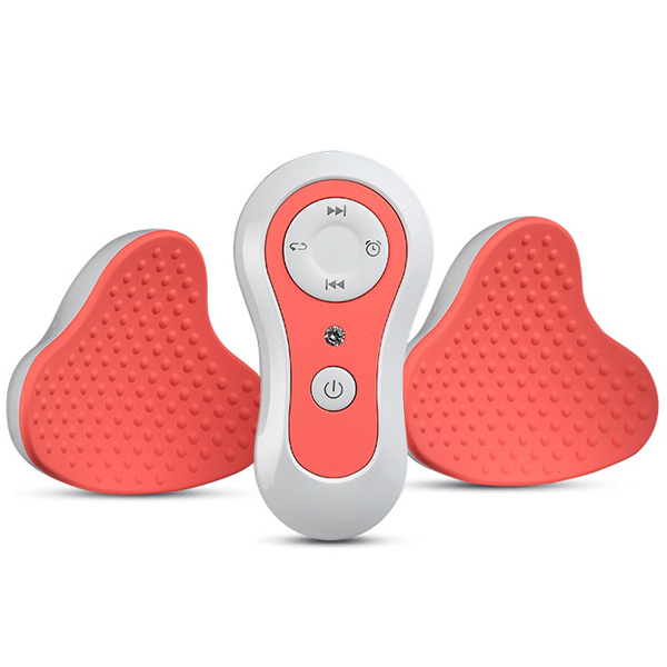 New Style Cordless Breast Enhancement Vibration Massage Pasties Breast Massager