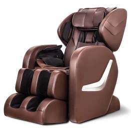 New Style Electrical Luxury Fixed Point Kneading Zero Gravity Shiatsu Massage Chair