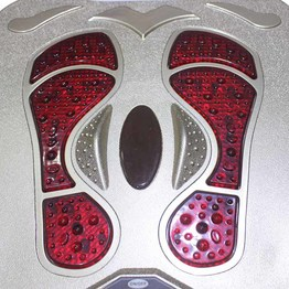 Classic infrared and vibration foot massager