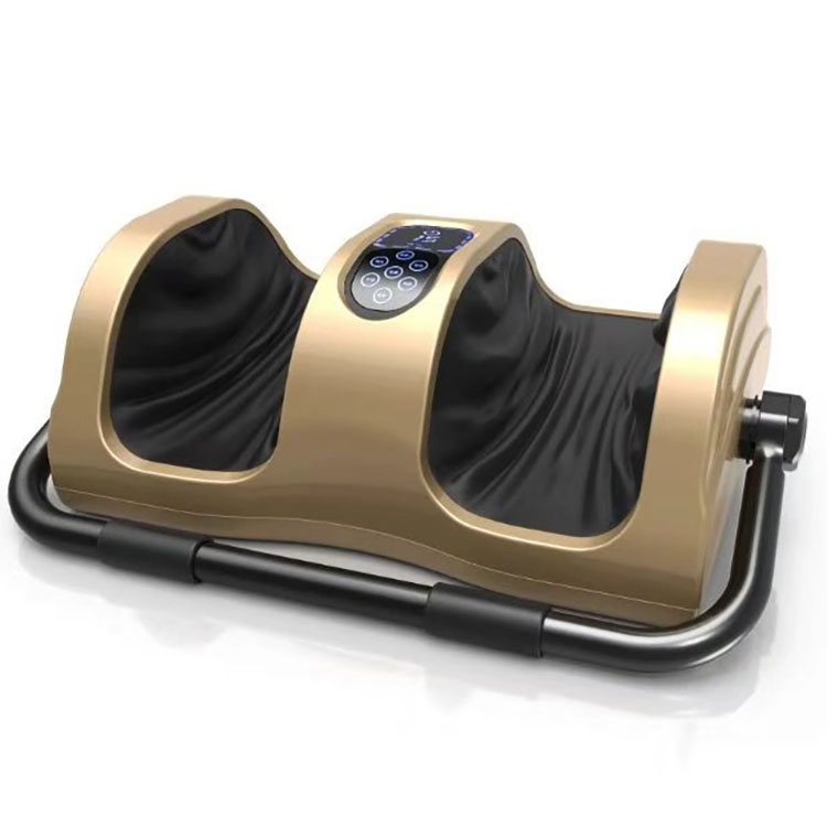 New design Electric roller infrared electronic shiatsu portable foot salon and massager with the wireless controller