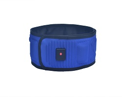 Classic electric vibration body slimming massage belt for weight reducing