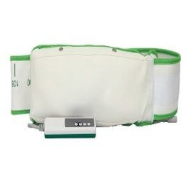 Classic electric vibration body slimming massage belt for weight reducing.