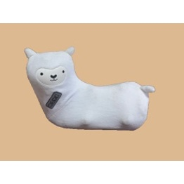 Lovely New Design Alpaca Appearance Shiatsu Kneading and Vibration Toy Massager Back Body Massager Massage Hug Pillow