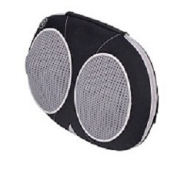 Classic Hot Sell Kneading Shiatsu With Infrared Heat Car Seat Panda Eye Appearance Portable Massage Pillow