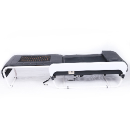 Top lever electric infrared thermal full body Ceragem style therapy massage bed