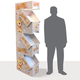 Paperboard Display cardboard display stands paper display stands
