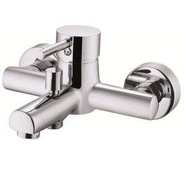 H0040271103 Chrome Single Lever Bath, Shower Mixer  bathroom faucets