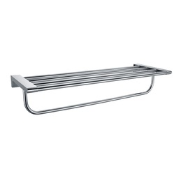 H003043130CP Chrome towel Bar, Zinc Alloy Construction Wall Mounted  bathroom accessories