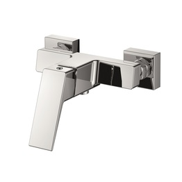 H0040280044 Chrome Single Lever Bath Shower Mixer bathroom faucets
