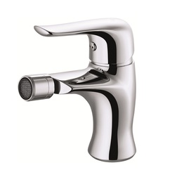 H0040283702 Chrome 1-Handle Single Hole Bidet Faucet  bathroom faucets
