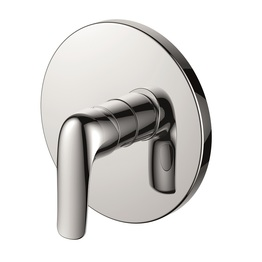 H0040283709 Chrome Single Lever Wall-mounted Shower Mixer without Diverter bathroom faucets