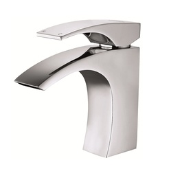 H0040283801 Chrome 1-Handle Single Hole Bathroom Sink Faucet  bathroom faucets