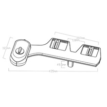 H02204BTA1100 bidet toilet attachment