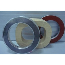 Nano toroidal core inductor core current transformer core