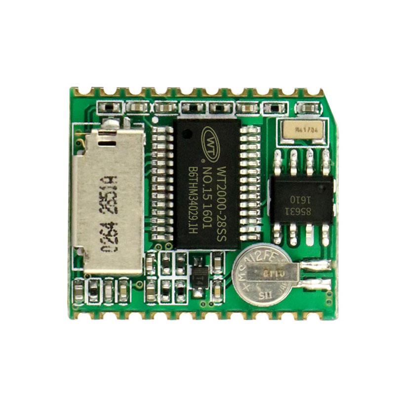 programmable otp voice chip