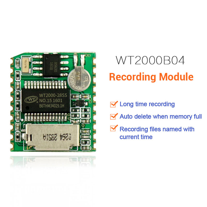 otp voice chip for electronic piano