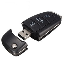 Car key usb flash drive