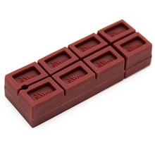 Chocolate shape usb flash drive usb flash disk