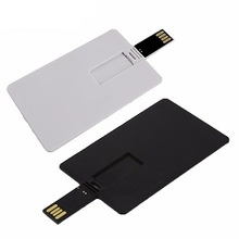 Rotation credit card usb flash drive