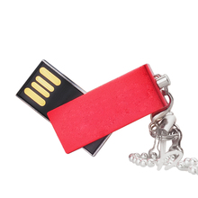 Rotation metal usb flash drive mini usb flash drive mini stick