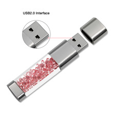 Luxurious Jewelry USB Flash Memory Stick  pen drive