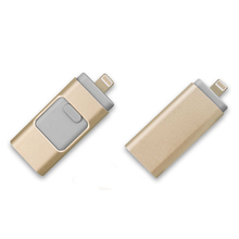 2 in 1 OTG usb flash drive for iPhone