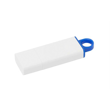 Plastic pen drive with ring