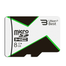 Full capacity 8GB memory card Micro SD card