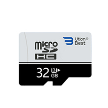 Industry-leading performance 32GB Micro SD card for body cam, dash cam, drone, CCTV, etc