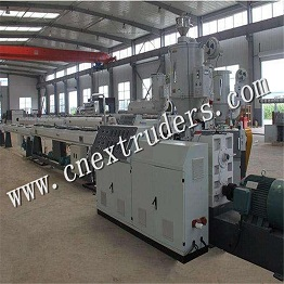 HDPE Silicon-Cored Pipe Production Line