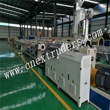 PPR Pipe Production Line Plastic Pipe Machine