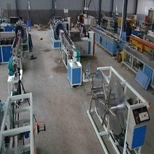 PVC Fiber Reinforced Flexible Pipe Production Line Plastic Pipe Machine