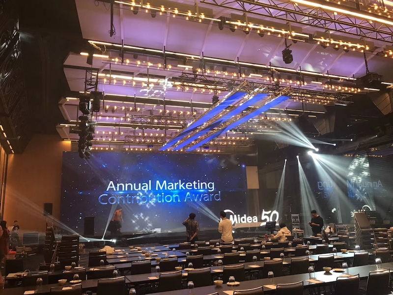 Midea Annual Marketing Contribution Award In Sydney Australia